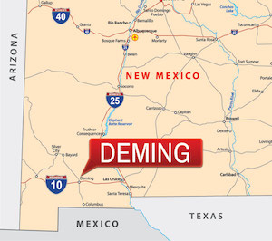Deming – Luna County New Mexico Traffic Tickets
