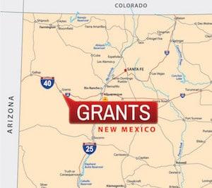 Grants - Milan - Cibola County, New Mexico Traffic Tickets