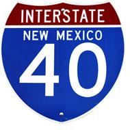 Traffic Citations on New Mexico Interstates   Albuquerque